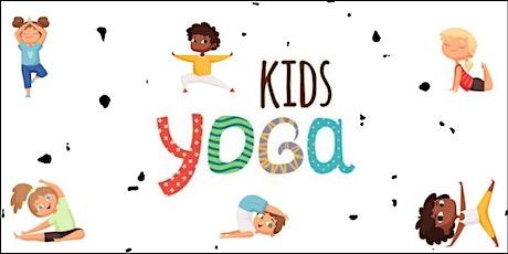Kids Yoga I tickets