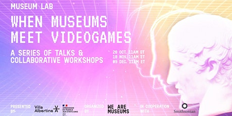 Exploring New Horizons: Videogames and Museums tickets