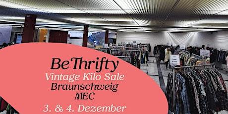 BeThrifty Vintage Pop Up Store | Braunschweig | 3. & 4. Dezember Tickets