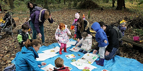 Nature Tots - Woolley Firs, Maidenhead, Monday 24th January 2022 tickets