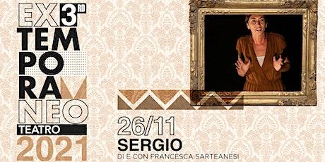Sergio biglietti