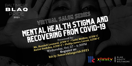 Mental Health Stigma and Recovering from COVID-19 tickets