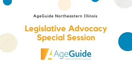Legislative Advocacy Special Session tickets