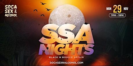 SSA NIGHTS TULUM tickets