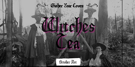 Witches Tea tickets