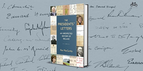 Book launch: The Presidents' Letters edited by Flor MacCarthy tickets