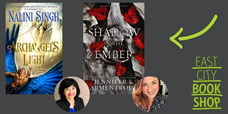 Nalini Singh & Jennifer Armentrout: Archangel's Light & Shadow in the Ember tickets