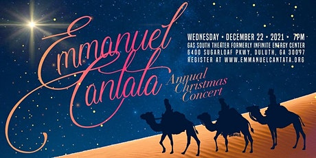 Emmanuel Christmas Cantata 2021 tickets