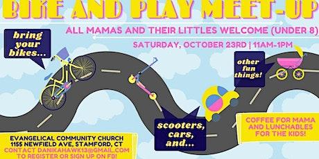 Free Bike and Play Mama Meetup tickets