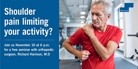 Orthopedic Seminar with Dr. Harrison tickets