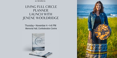 Living Full Circle Planner launch with Jenene Wooldridge tickets