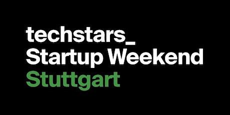 Techstars Startup Weekend Stuttgart 11/21 Tickets