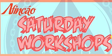 Afincao Saturday Workshop tickets