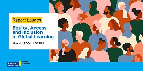 Report Launch: Equity, Access and Inclusion in Global Learning tickets