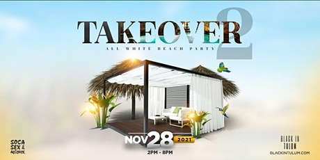 TAKEOVER tickets