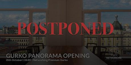 Gurko Panorama Opening tickets