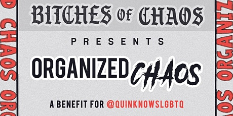 Organized Chaos Scavenger Hunt tickets