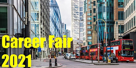 Advancing Your Career: 27th October Career Fair - Afternoon Booking tickets