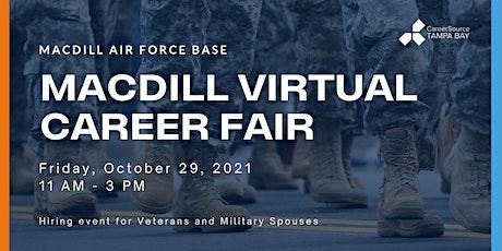 Veteran & Military Families Hiring Event tickets