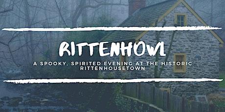 RittenHOWL: A Spooky, Spirited Evening at Historic RittenhouseTown tickets