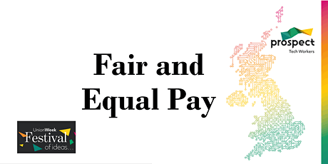 Festival of Ideas - Fair and Equal pay in Tech tickets