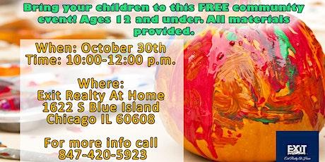 Kids Pumpkin Painting Contest tickets