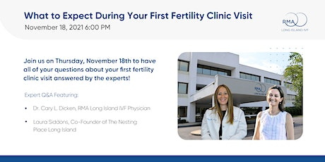 What to Expect During Your First Visit to a Fertility Clinic tickets