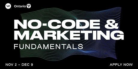 Info Session: No-Code & Marketing Fundamentals tickets