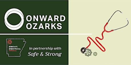 Onward Ozarks: Covid-19 Physician Panel tickets