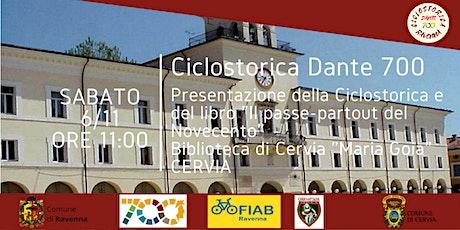 Conferenza stampa CERVIA | Presentazione evento biglietti