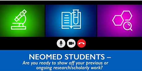 NEOMED Student Research Symposium tickets