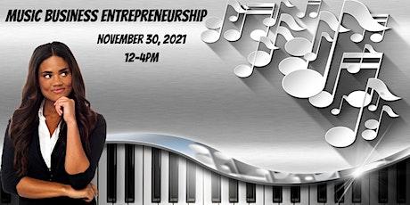 Music Business Entrepreneurship tickets
