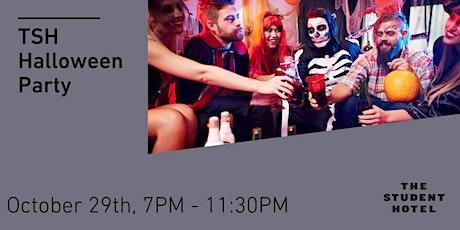TSH Halloween Party tickets