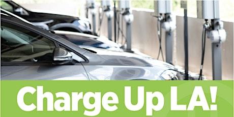 Charge Up LA! Commercial EV Charging Station Rebate Program Updates tickets