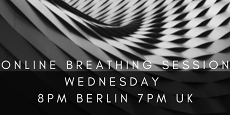 Breathe in Unity Breathwork Session tickets