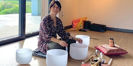 'Serenity Flow' ~ Crystal Bowl Sound Bath Meditation tickets