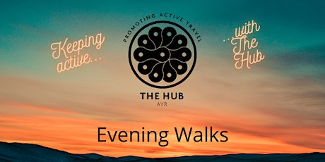 Ayr Evening Walk with The Active Travel Hub tickets