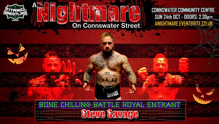 A NIGHTMARE ON CONNSWATER STREET image