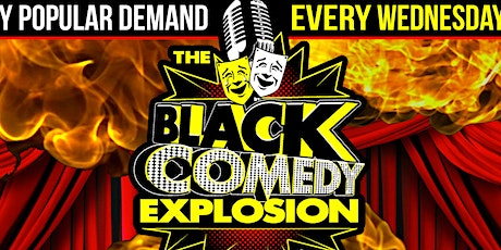 The Black Comedy Explosion - Stanley Dubois tickets