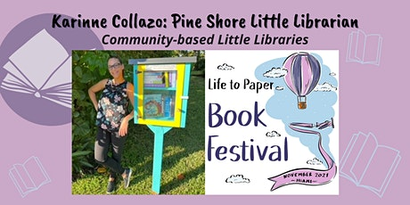 Pine Shore Little Librarian @ The Life to Paper Book Festival tickets