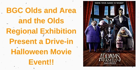 BGC Olds and Area Halloween Drive-in tickets