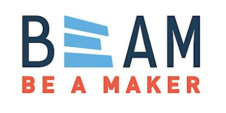 BeAM MakerFest tickets