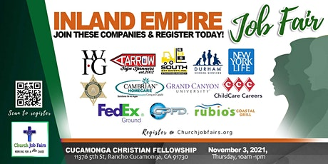 Inland Empire Job & College Fair tickets