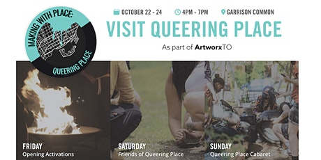 Queering Place Presents: Queered Place - A Mini Site Activations Festival tickets