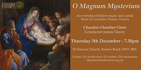 Vivaldi's Gloria in Excelsis Deo & Christmas Music from Ancient to Modern tickets