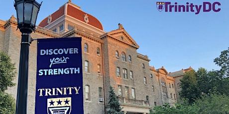 Trinity Washington University Transfer Q&A tickets