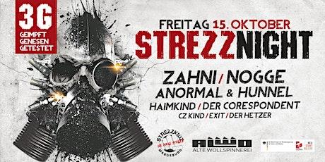 STREZZNIGHT - ALWO Altenburg Tickets