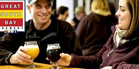 Long Island Singles Brewery Tour Tasting / Games  Bay Shore Brewery tickets