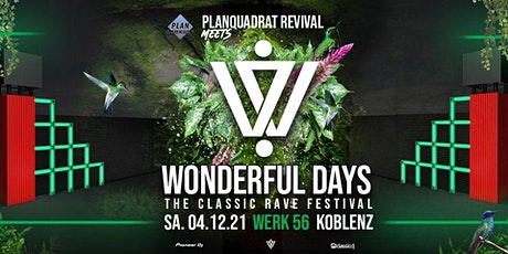 PLANQUADRAT - RAVE THE CLASSICS! Tickets