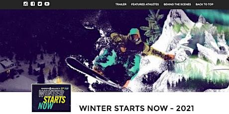 Warren Miller - Winter Starts Now Film Premier tickets